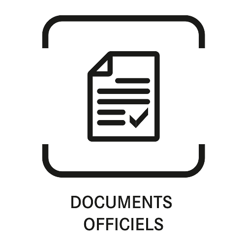 Documents officiels